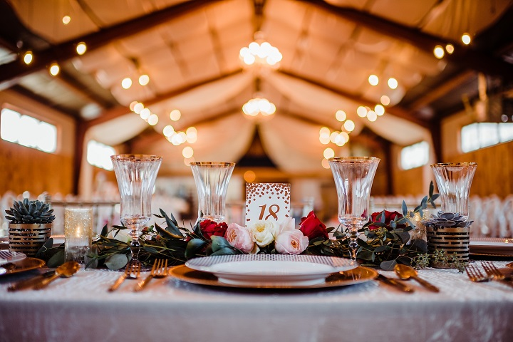 The Rustic Lace Barn