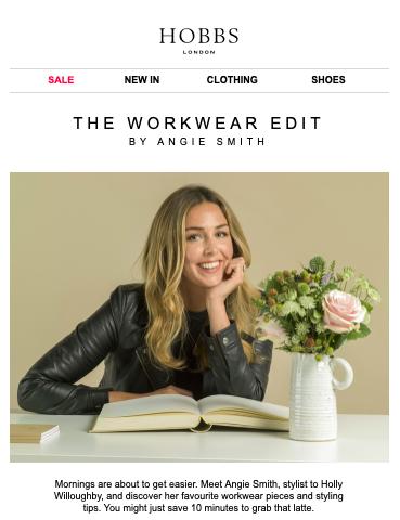 HOBBS London - Workwear Edit