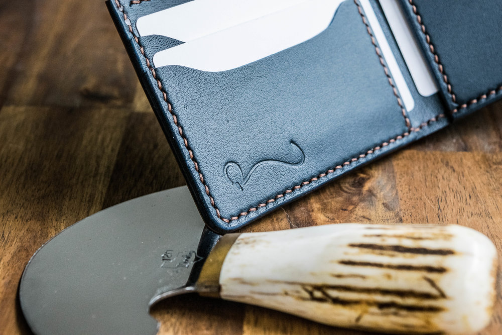 Chris Rose, Rose Leather Crafting, kangaroo leather wallet