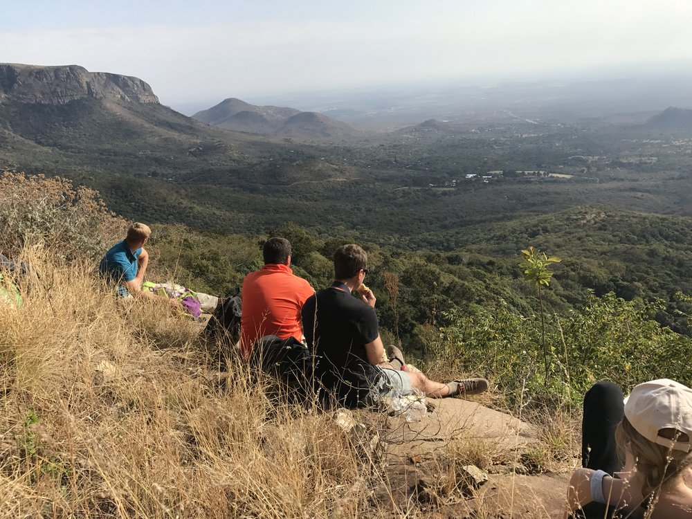 Hope for Change and Decision time - A two day hike up the mountain to break away and focus on what it means to surrender, to let go of control and to commit to the next phase of your process. This therapeutic journey allows one to become still and quiet and to focus on what one wants from life.