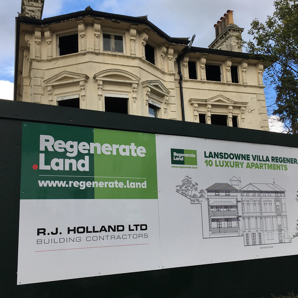 Regenerate.Land - Imaginative, sustainable property development