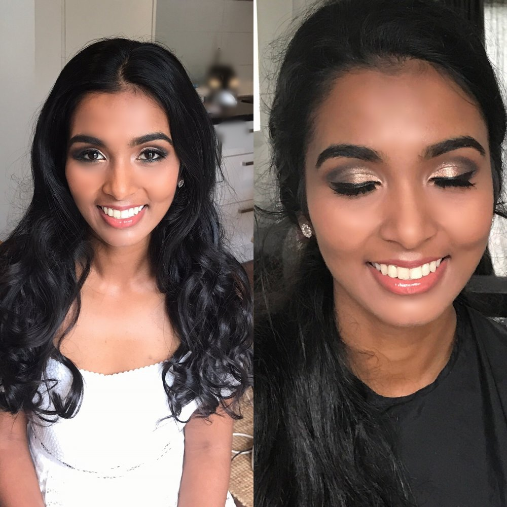 indian makeup artist sydney