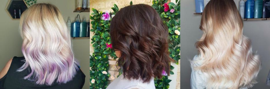 Samantha Hilton Hair Stylist Instagram Photos