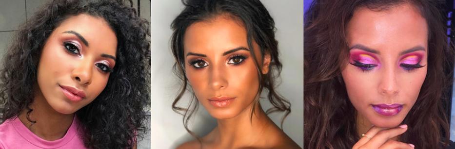 Katrina Bonafe Makeup iPhone Photography