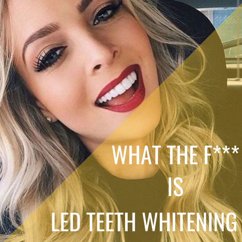 Thumbnail LED Teeth Whitening