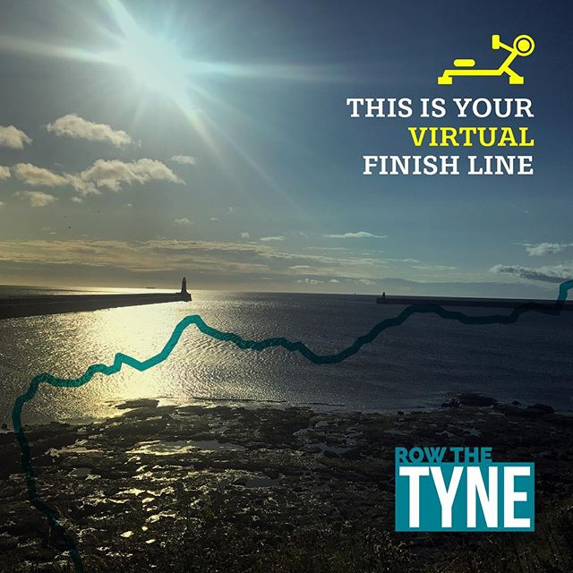 🚣🏽‍♀️🚣🏼🚣🏽‍♀️🚣🏼🚣🏽‍♀️🚣🏼 This is the target. The mouth of the Tyne. 118km from source to mouth. The challenge will be completed on @concept2uk rowing machines, we really don't want you getting your feet wet in February... 🚣🏽‍♀️🚣🏼🚣🏽‍♀️🚣🏽‍♀️🚣🏼🚣🏽‍♀️🚣🏼 👉🏻 ASSEMBLE YOUR TEAM 👉🏻 SAVE THE DATE 👉🏻 NO LIFE JACKETS NEEDED  #charity #event #row #nefitness #rowing #endurance #crossfit #corporate #rivertyne #health #cancer #fitness #landscape #sunset #RiverTyne #Tynemouth @concept2inc @karpetmills @cfnorthumbria @shentoncreative