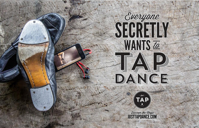 Everyone secretely wants to tap dance.jpg