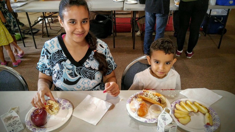 Food ministry -