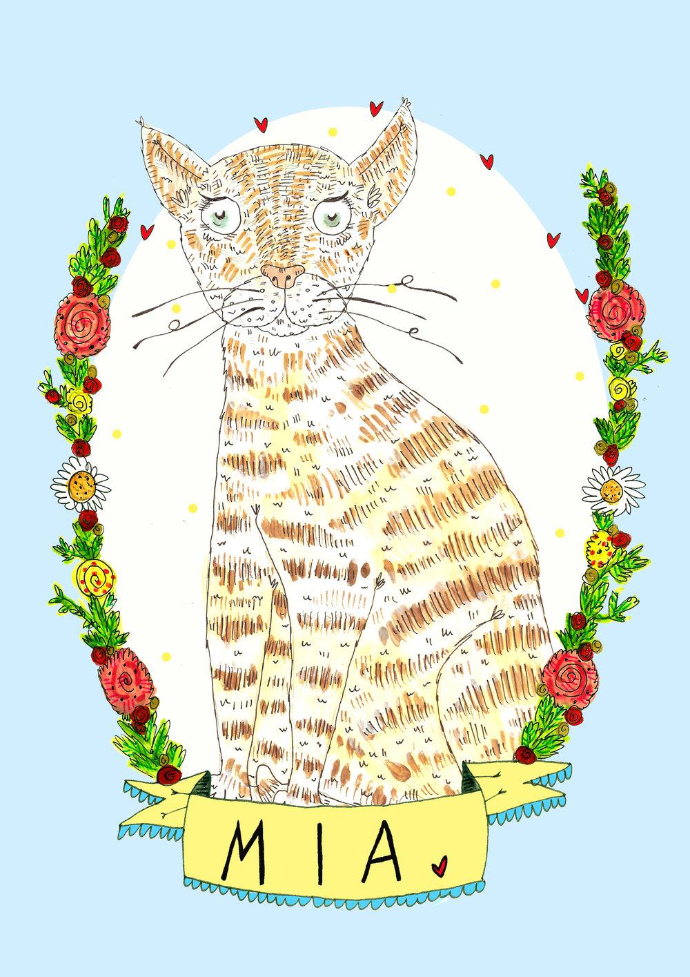 Mia Kitty Portrait A4.jpg
