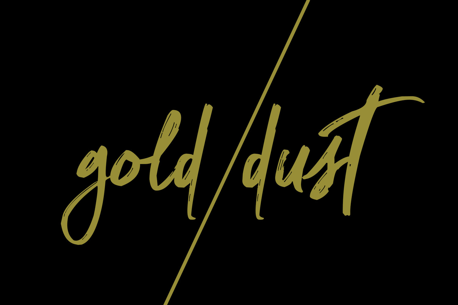 gold|dust