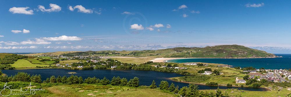 DL0027 Dunfanaghy & Portnablagh, Donegal