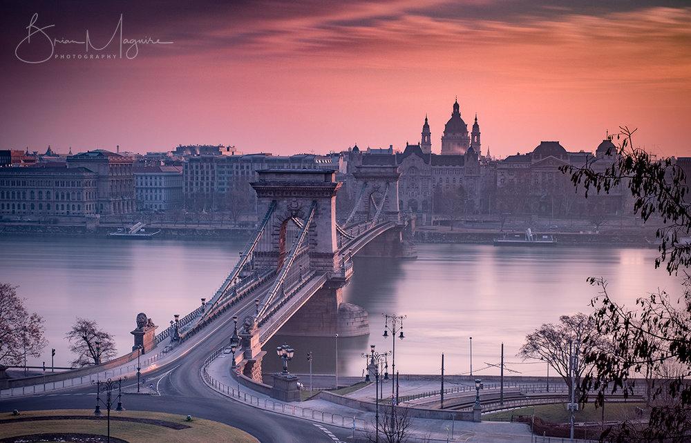 BUD002 Budapest dawn