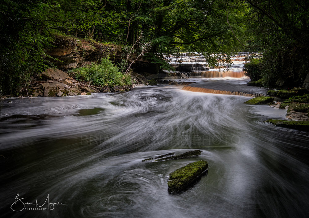 ND0013 Falls, County Fermanagh
