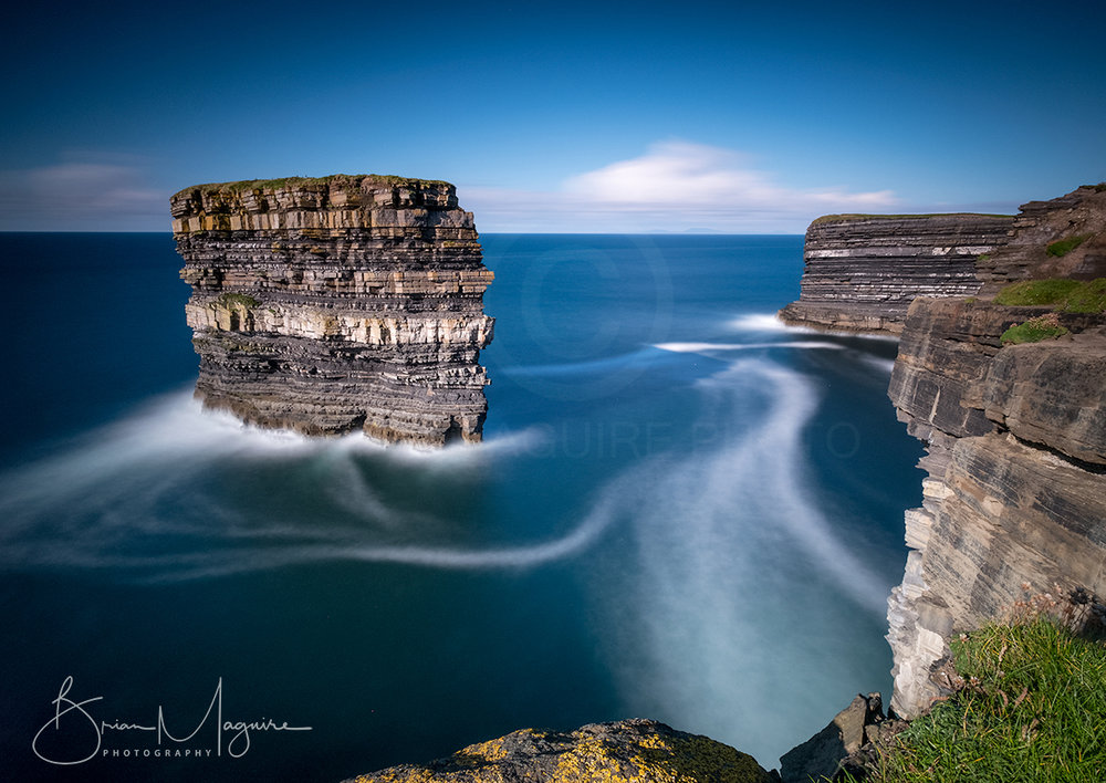 ND0014 Dun Briste, County Mayo