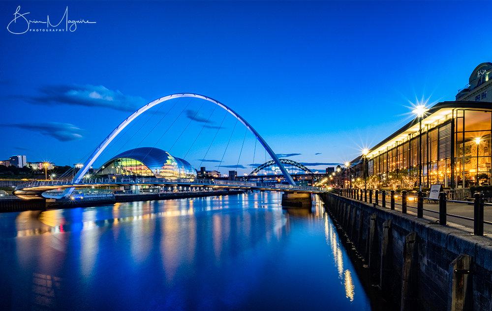 NEW0001 Tyne Blue Hour 1