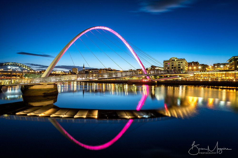 NEW0002 Tyne Blue Hour 2
