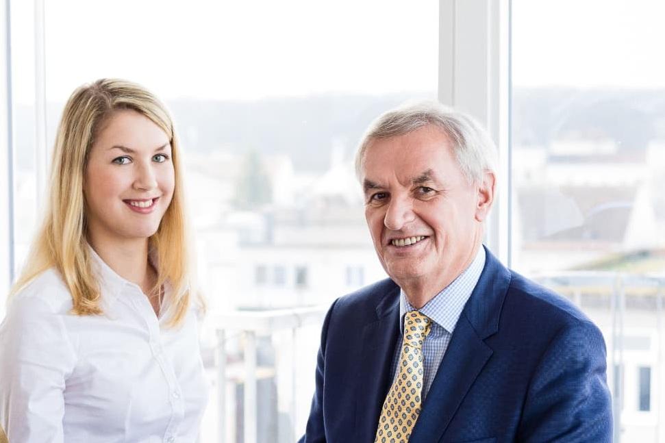 Anna und Othmar Holzinger