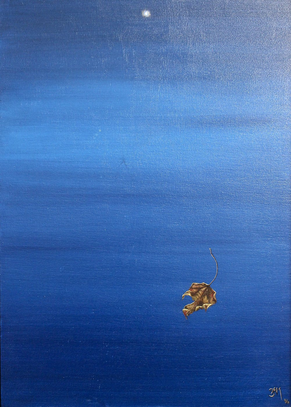 Wish -  2006 oil on canvas 64cm x 89cm