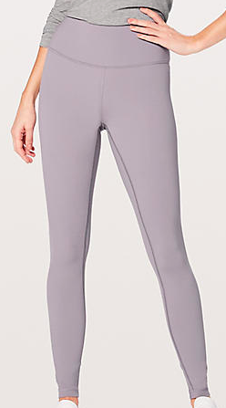 WUNDER UNDER HI-RISE TIGHT - Yessss x100! I love the support these leggings give me - no matter what activity, I feel comfortable & confident.