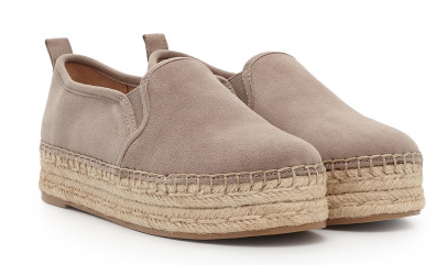 CARRIN PLATFORM ESPADRILLE - LOVE! Comfortable, practical & fashionable!