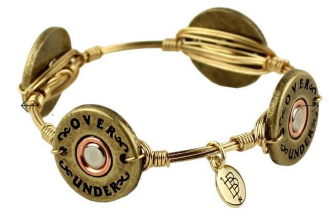 Bourbon & Boweties Bangle - I personally own this bangle and I'm ALWAYS getting compliments on it! Unique to the max!