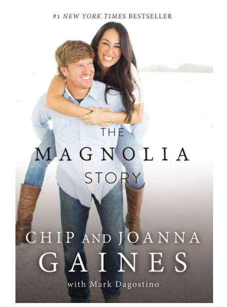 The Magnolia Story - I am a HUGE fan of Chip & Joanna, Fixer Upper & the Magnolia brand. Needless to say, this was a no-brainier read for me :) If you're a fan of the show, you'll love the behind the scenes stories the book offers straight from Chip & Jo themselves!
