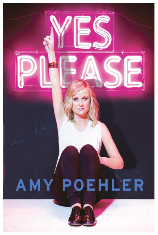 Yes Please - I love Amy as much as Leslie Knope loves waffles & whipped cream. Yes Please offers a look into Amy's life, how she started her career in comedy & of course, tells all about Parks & Rec. Absolutely loved!