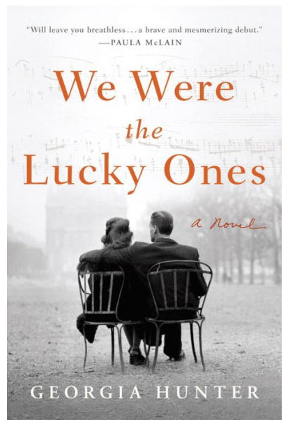 We Were The Lucky Ones - This novel gives you all the feels. A true story about one family's navigation of survival during the Nazi rule in Poland.
