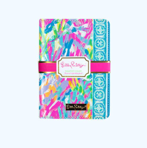 LILLY PASSPORT COVER