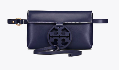TORY BURCH MILLER BELT BAG - NAVY PLEASE! I LOVE this bag! Tory is always a good idea & this bag is perfect for all outfits!