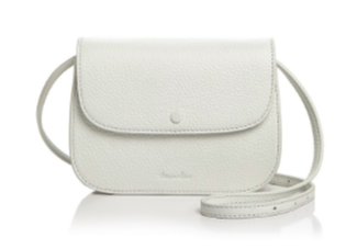 ALEXANDER CONVERTIBLE LEATHER BELT BAG - Steven Alan did it right with this white beauty! Dress it up or down - white leather is always in.