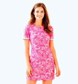 goop x Lilly Pulitzer Gwyneth Shift Dress