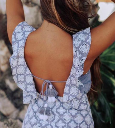 Tessora Melina Short Dress