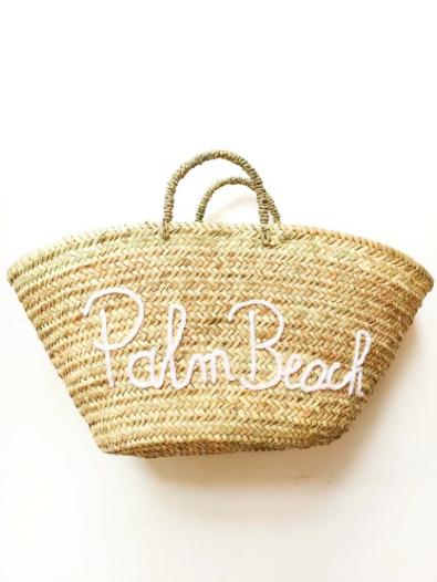 CJ LANG Palm Beach Basket