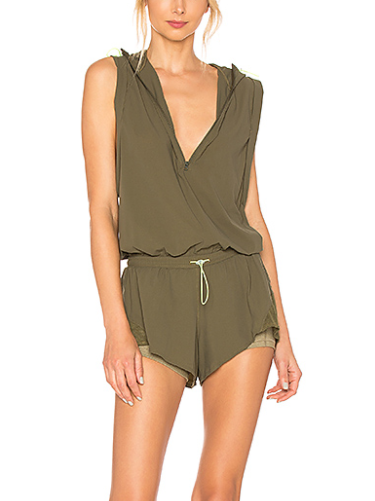 Free People Movement Going for a Runsie Romper