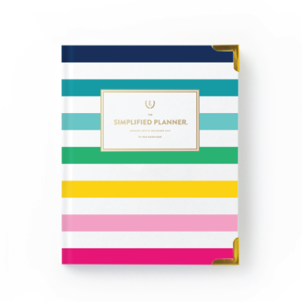 Emily Ley 2019 Simplified Planner
