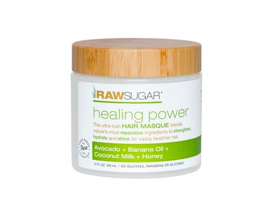 Raw Sugar Healing Power Hair Masque