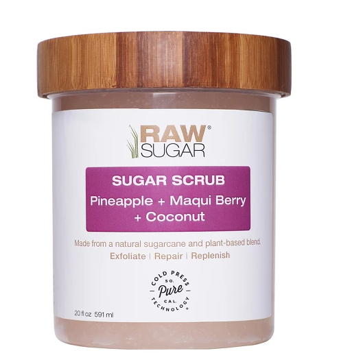 Raw Sugar Scrub