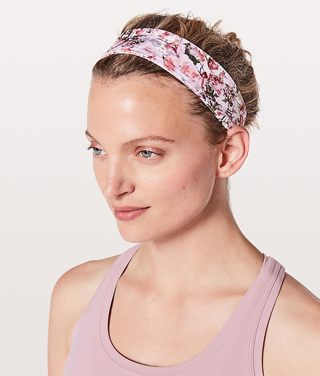 lululemon Fly Away Tamer Headband