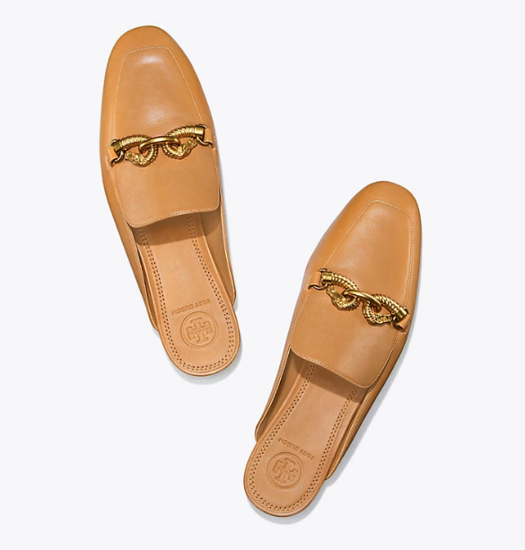 Tory Burch Jessica Backless Loafer