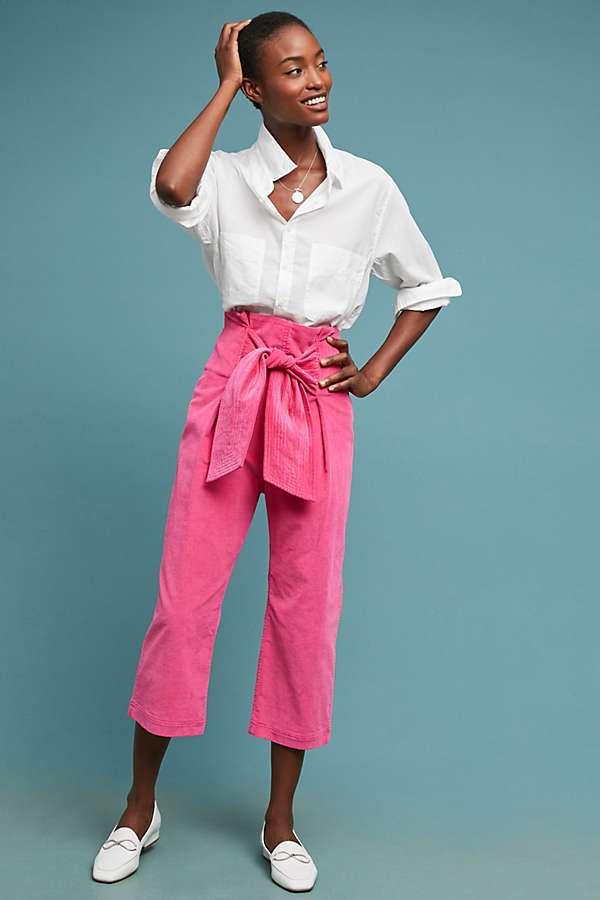 PAPER London Corduroy Twin Trousers