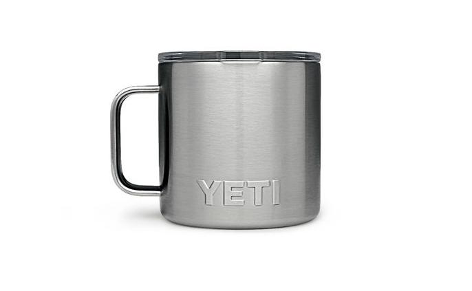 Yeti 14oz Insulated Camp Mug
