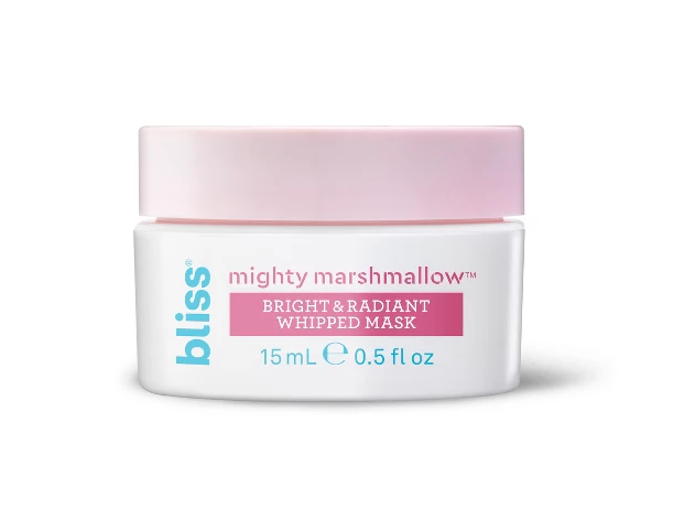 bliss Bright & Radiant Whipped Mask