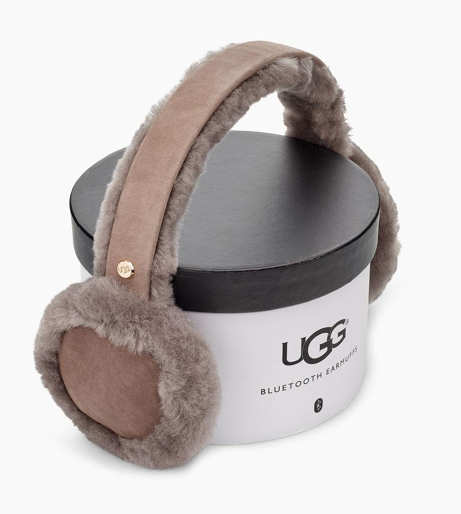 UGG Australia Sheepskin Bluetooth Earmuff