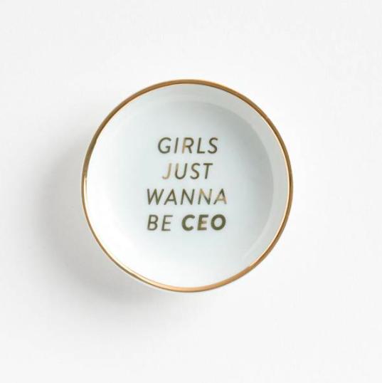 CEO Mini Trinket Dish