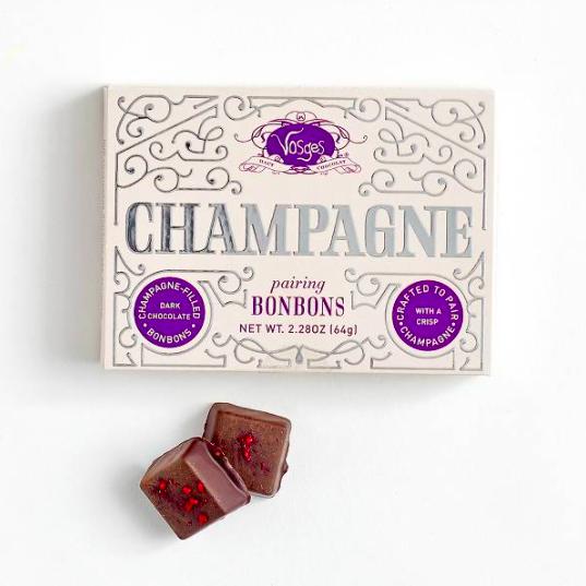 Champagne Pairing Chocolates
