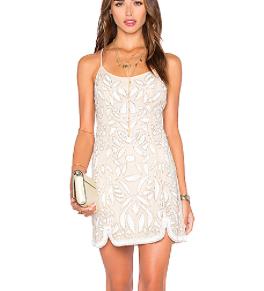 X by NBD Madeline Dress