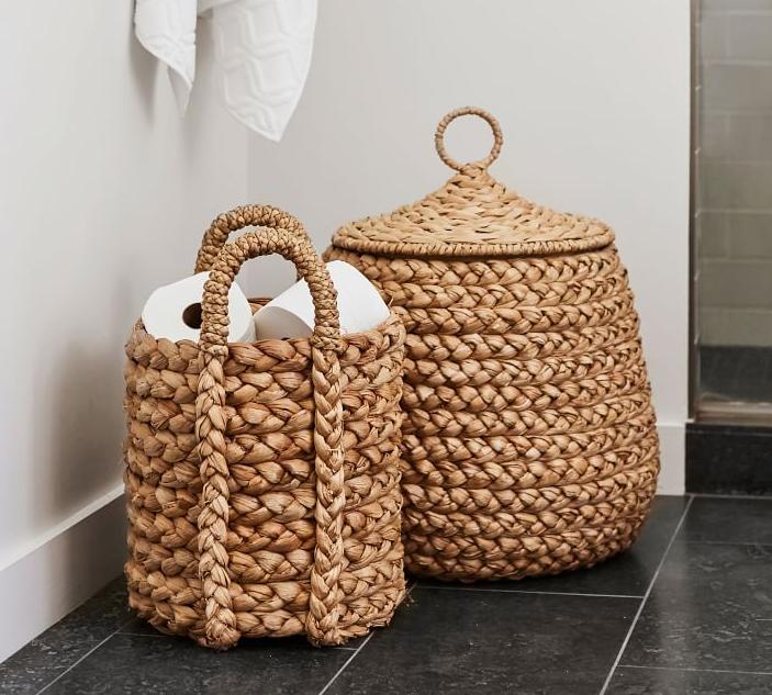 Beachcomber Round Handled Baskets
