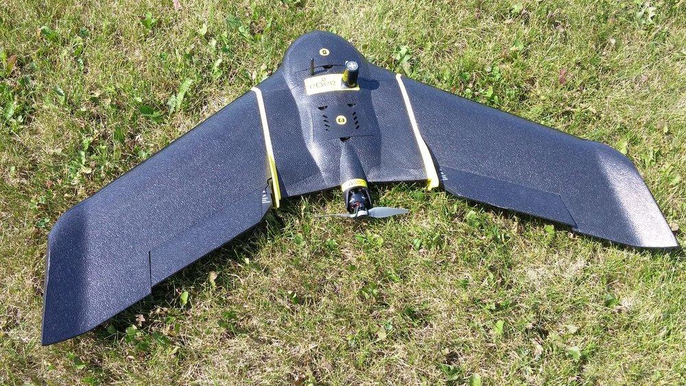 eBee Plus RTK drone