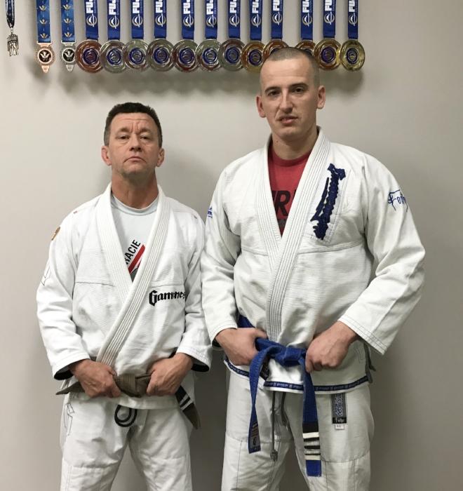 Marty & Coach Daniel